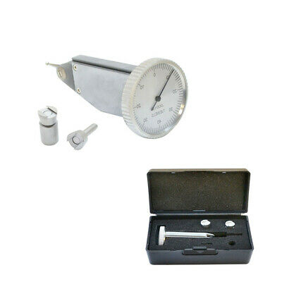.008 Inch Vertical Dial Test Indicator .0001 Inch Graduation With Case