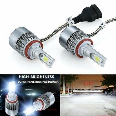 H8 H9 H11 6000K White 1850W 277500LM CREE LED Fog Driving Lights Foglights Kit
