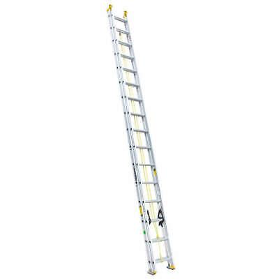 Louisville Extension Ladderaluminum32 Ft.i Ae3232pg Ae3232pg