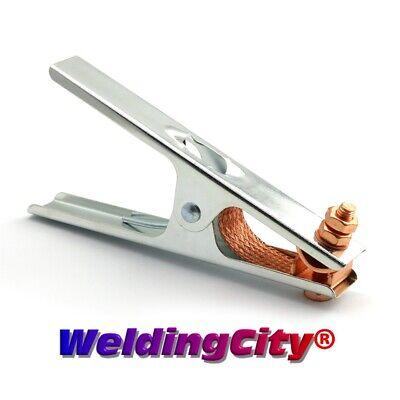 Weldingcity Arc Welding 300a Earth Ground Clamp Us Seller Fast Ship