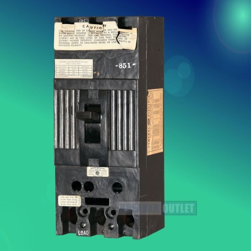 New General Electric GE TFK226F000 Circuit Breaker 2 Pole