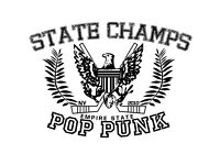 STATE CHAMPS - DOWNSTAIRS STANDING - O2 FORUM - SAT 18/03 - £30!