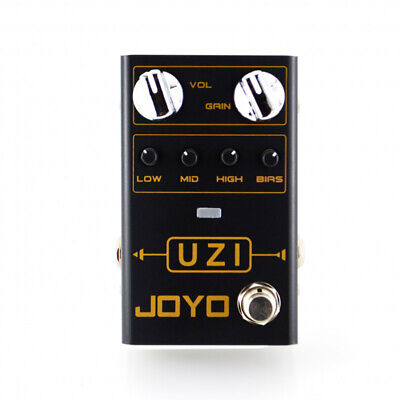 Joyo Audio Revolution R Series R-03 UZI Distortion Guitar Effects Pedal