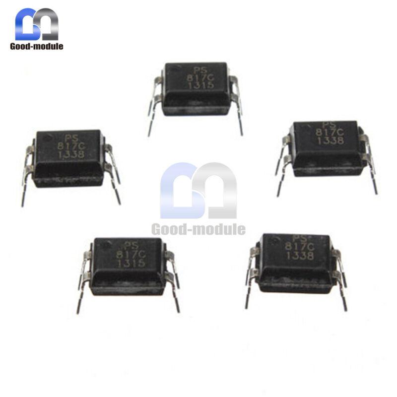 10Pcs PC817 EL817C LTV817 PC817-1 DIP-4 OPTOCOUPLER SHARP Best
