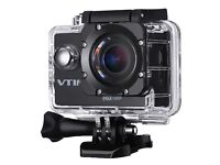 Sports Camera, VicTsing Full HD Action Camera 2.0 Inch 1080P Sport Action Camera with Waterproof 170