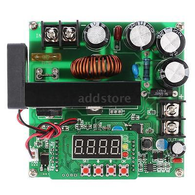 900w Dc-dc Boost Module 8-60v To 10-120v Step-up Converter Power Supply F1b8