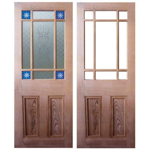 Lpd Nostalgia Victorian Style Downham Pitch Pine Interior Door Not