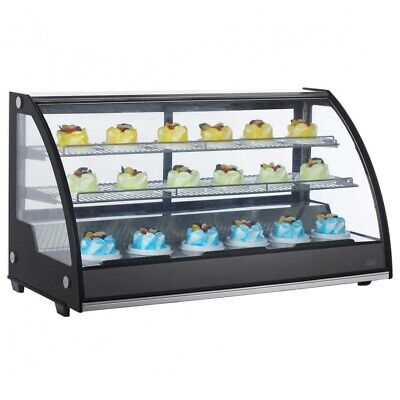 Marchia Mdc201 48 Refrigerated Countertop Display Case Back Mounted Compressor