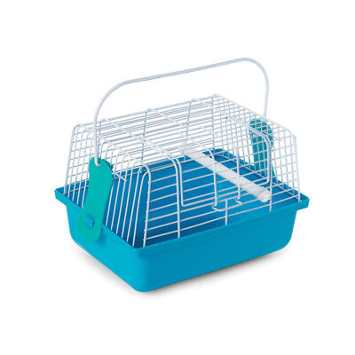 Prevue Travel Bird Cage Small Blue 9 X 5.5 X 6 Inches. **Free Shipping**
