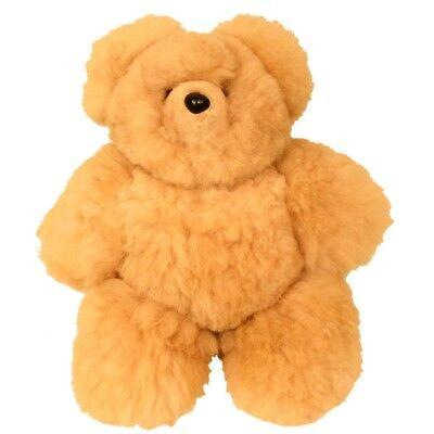 Three Alpaca Fur Teddy Bear Pack 15