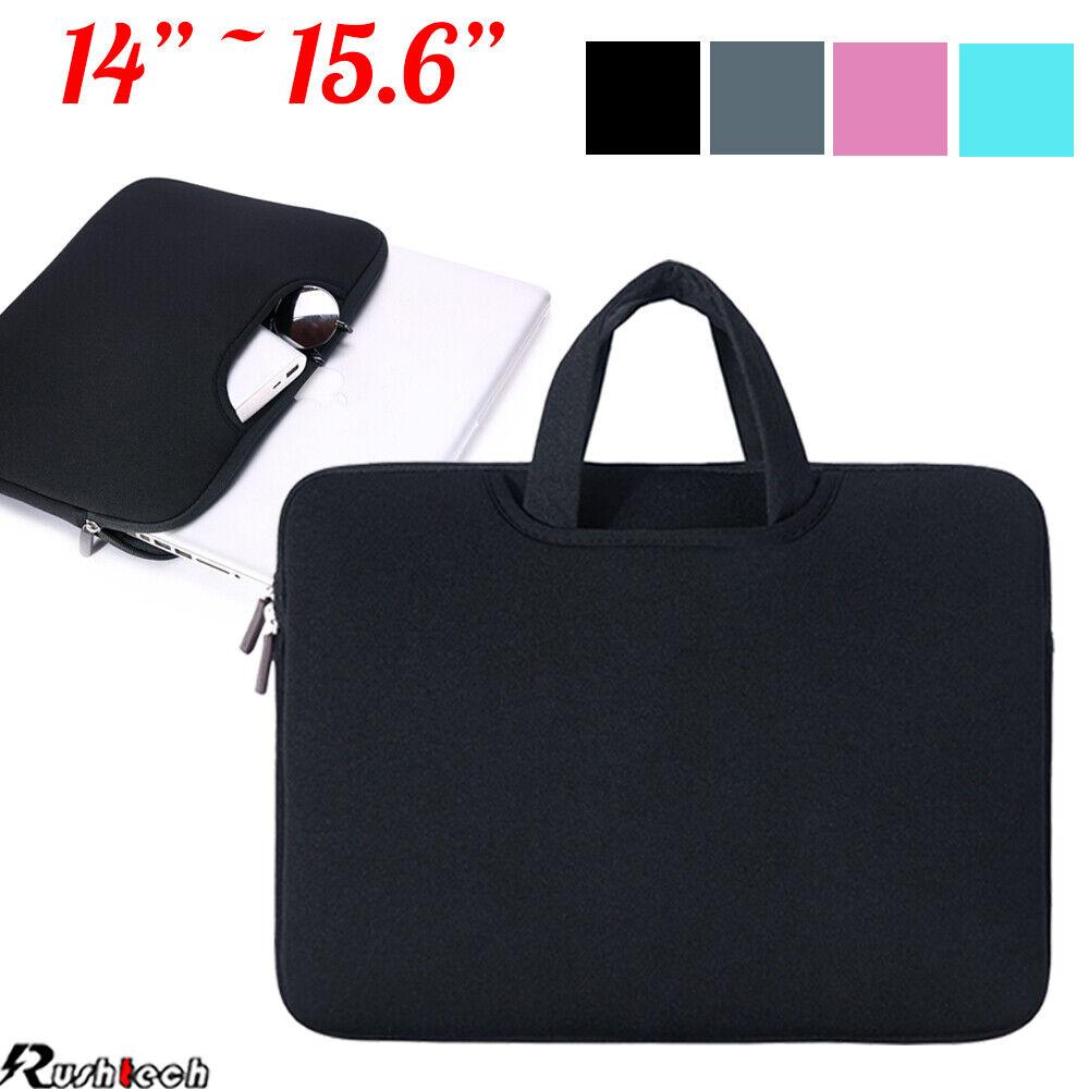 "14"" / 15.6"" Universal Laptop Sleeve Case Handbag for Macbook"