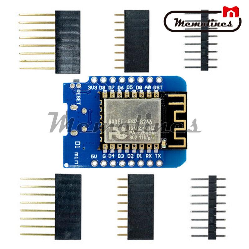 Wifi Development Board Ch340 Esp8266 Esp-12 Esp12 Wemos D1  Dev Kit Nodemcu Lua