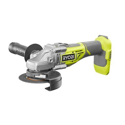 Ryobi P423 18V ONE+ 4-1/2 in. Brushless Cut-Off Tool /Angle Grinder (Bare Tool) ()