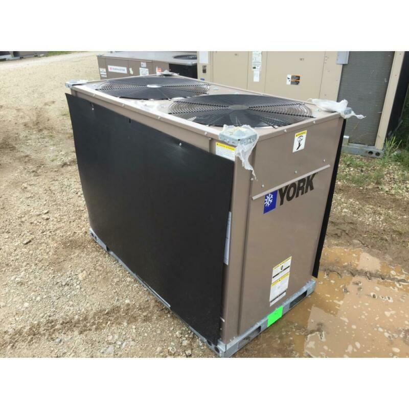 YORK YC090C00A2AAA5 7-1/2 SPLIT SYSTEM AIR CONDITIONER, 3-PHASE R-410A