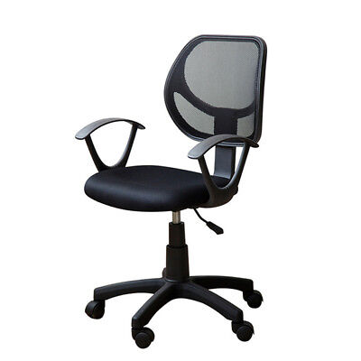 Adjustable Swivel Executive Ergonomic Task Computer Mesh Office Chair Mid Back