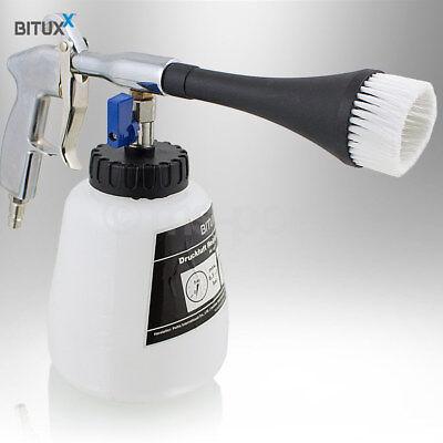 Bituxx Tornado Reinigungspistole Druckluft Wasser Kfz Auto PKW Waschpistole 1/4