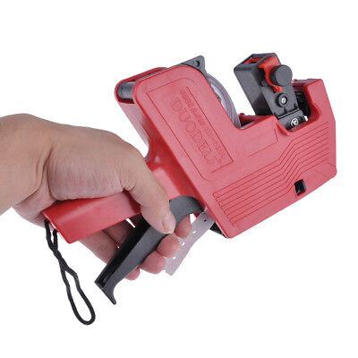 Mx-5500 Eos 8 Digits Price Tag Gun Labeler Retail Tool Price Gun 1 Ink Label