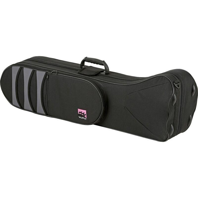 WolfPak Polyfoam Trombone Case Black