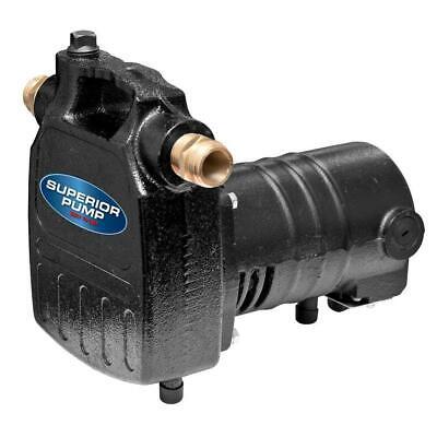 Superior Pump 12 Hp Non-submersible Transfer Pump 90050