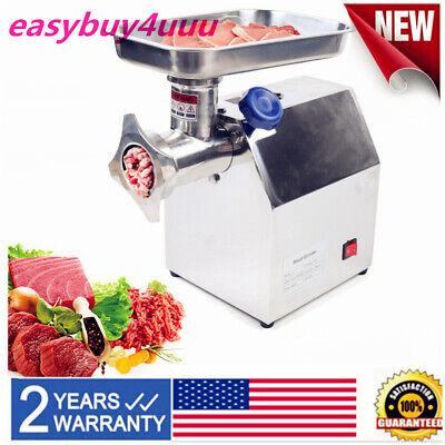 850w Commercial Electric Meat Grinder Mincer Sausage Filler Multipurpose 170kgh
