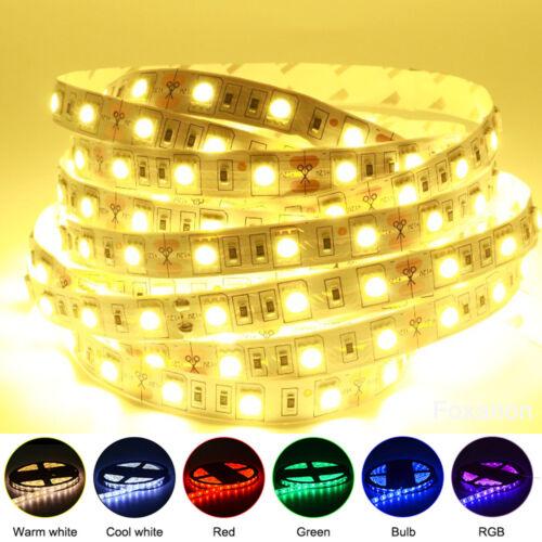 SmartLight 5M 300 LED Self-Adhesive Flexible Light Strip 12V SMD 2835 5050 5630