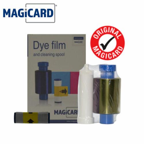 Genuine Magicard MA300YMCKO Full Color Ribbon Enduro, Rio Pro - 300 Print - New
