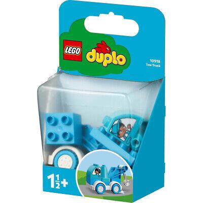 Lego Duplo Tow Truck Building Set - 10918