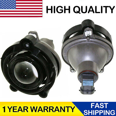 1x Projector Fog Light Lamp Replacement For 2007-2015 Chevrolet Equinox 10335108