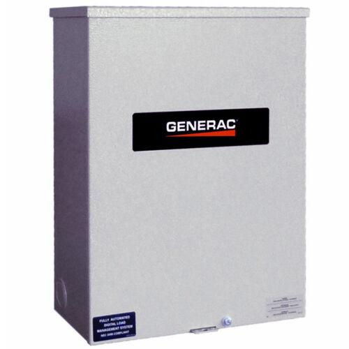 Generac RXSC100A3 120/240-Volt 100-Amp NEMA 3R Automatic Smart Transfer Switch