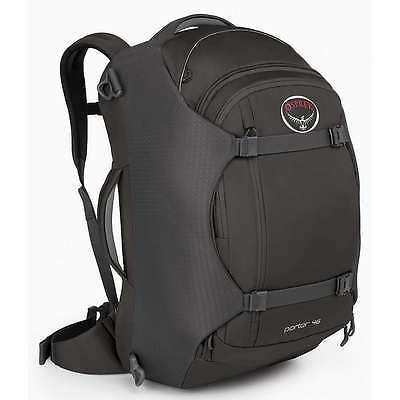 Osprey Porter 46 Pack - Black