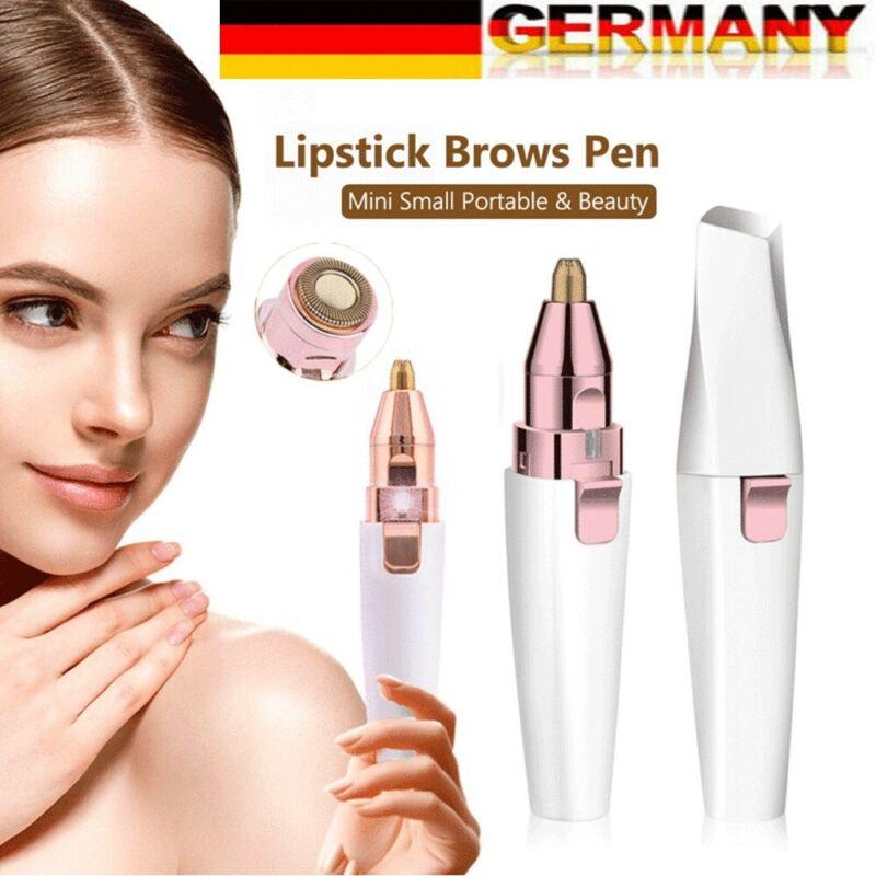Elektrischer Augenbrauen Entferner Rasierer Brauen Stift Trimmer für Frauen DHL