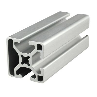 8020 T Slot Lite Smooth Tri-slotted Aluminum Extrusion 15 Series 1503-ls X 40 N