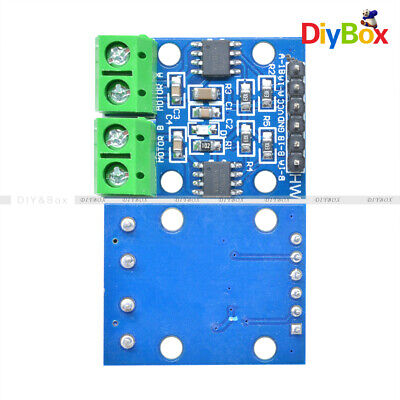 L9110s H-bridge Stepper Dual Ch Dc Motor Driver Control Board For Arduino Se