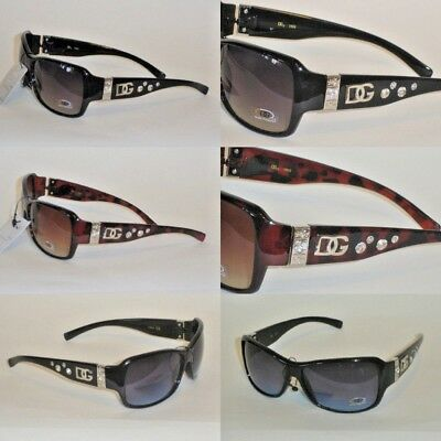 Women's Sunglasses DG Eyewear DG1605 You Pick Color Black or Turtle (Dg Womens Sunglasses)