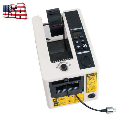 Automatic Tape Cutter Cutting Packaging Tape Dispenser Adhesive Machine Usa