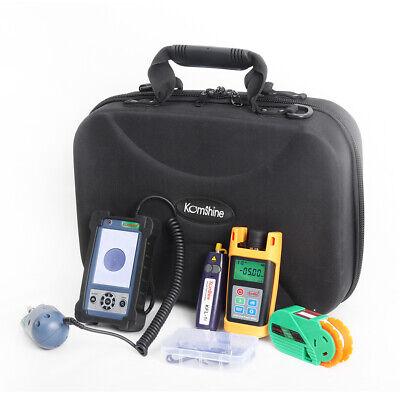 Fiber Cleaning Inspection Kit Inc Fiber Optic Inspectionfiber Optic Cleaner Opm