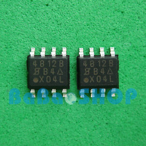2pcs-SI4812BDY-SI4812B-4812B-4812-ORIGINAL-Vishay-MOSFET-SOP-8-Brand-New