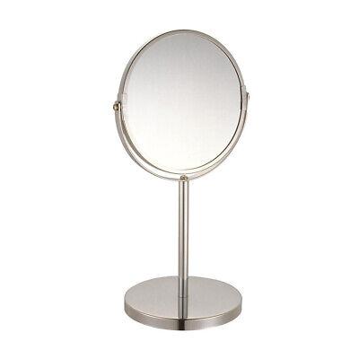 Chrome Bathroom Vanity Make-up Mirror 170mm Diameter