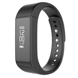New & Boxed Fitness Tracker Smart Health Watch/Wristband. Like fitbit. iOS & Android. 4 Colours