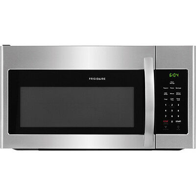 Frigidaire 1.6 Cu. Ft. 1000 Watts Over-The-Range Microwave i