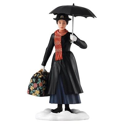 NEW OFFICIAL Enchanting Disney Mary Poppins Practically Perfect Figurine A27976