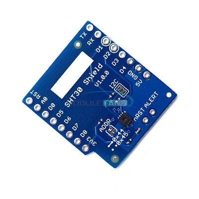 Sht30 Mini Shield Digital I2c Temperature Humidity Module For Wemos D1 Arduino