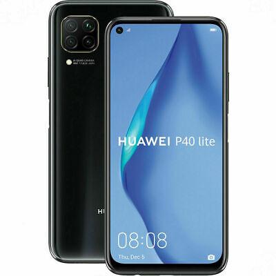 HUAWEI P40 lite 6GB/128GB Black Nero Dual-SIM Android 10.0 NO SERVIZI GOOGLE