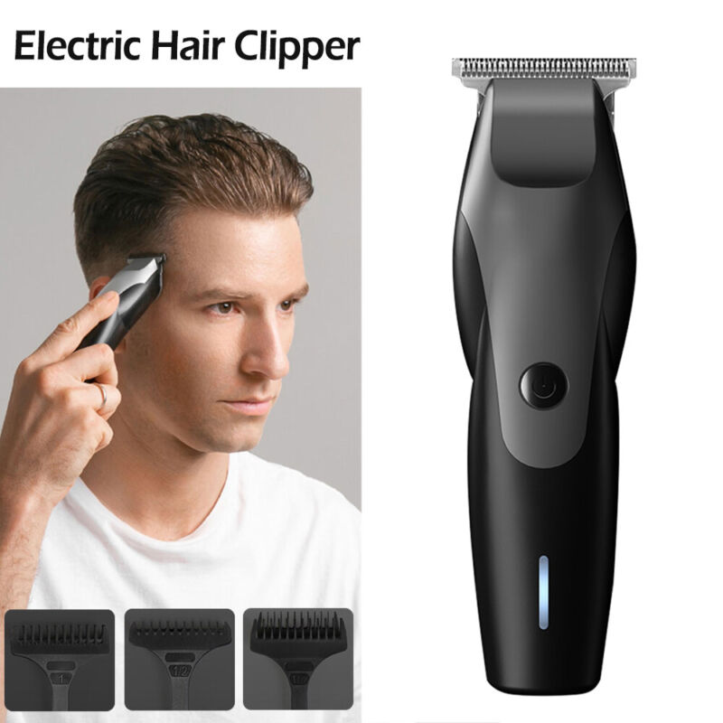 Professional Men's Electric Hair Clipper Grooming Trimmer Ha