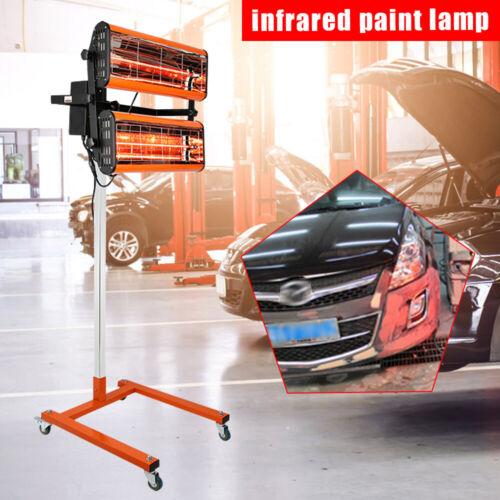 Lampe Infrarouge Pour Sechage Carrosserie 1000w Secheur Infrarouge Pour Peinture Ebay