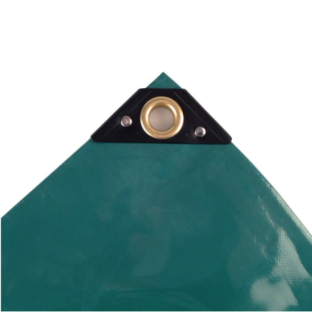 4,79€/m² grün blau grau weiß 650 g/m² PVC Abdeckplane LKW Plane Gewebeplane