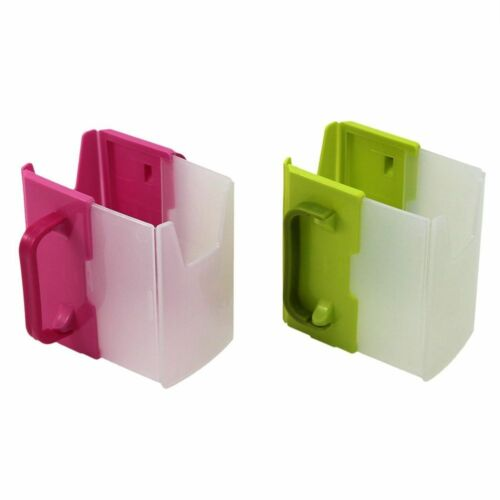 Juice Pouch Box Self-Helper Tool Toddler Kids Cup Milk Holder Handles