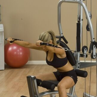 Body Solid Powerline P2X Cable Machine RRP$1800 Osborne Park Stirling Area Preview