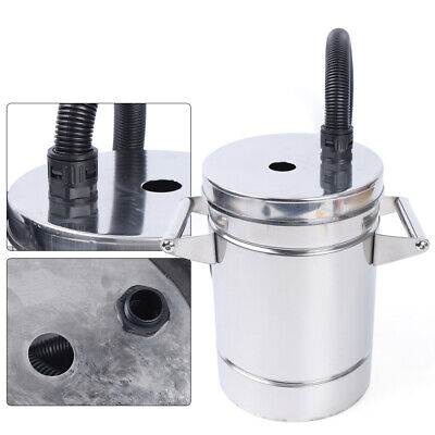 Small Fluidized Powder Bucket Hopper Stainless Steel For Powder Coating Machines