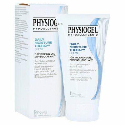 EXP 10/19 Physiogel Daily Moisturizing Cream for Dry Skin 150ml Moisture Therapy